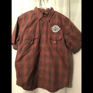 Men's short sleeve Harley Davidson shirt